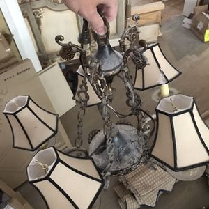 Beautiful Antique Chandelier for Sale in Fairburn, GA