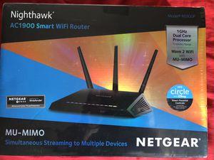 Netgear Nighthawk AC1900 router for Sale in San Diego, CA