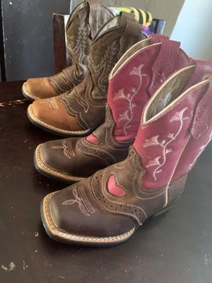 Toddler boots! for Sale in Tucson, AZ