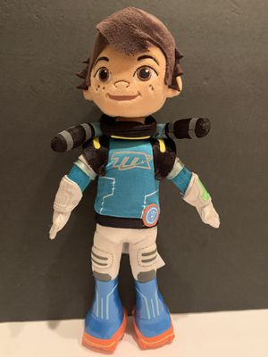 DISNEY MILES FROM TOMORROWLAND!! 13 INCH SOFT DOLL!! CLEAN!! for Sale in Modesto, CA