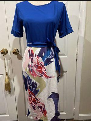 Dress with empire waist tie belt for Sale in Woodbridge, VA
