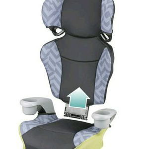 Evenflo Big Kid Sport High Back Booster, Car Seat. for Sale in Monrovia, CA