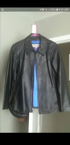Wilson leather jacket for Sale in East Compton, CA