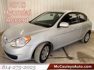 2010 HYUNDAI ACCENT 2D COUPE GS for Sale in New Bethlehem, PA