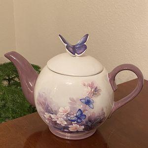 Butterfly Teapot for Sale in Winter Garden, FL