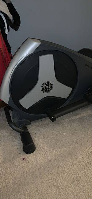 Golds Gym Elliptical machine like new $100 obo need sold ASAP for Sale in Bedford, OH