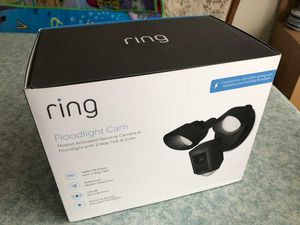 NEW Ring Wired Floodlight Cam for Sale in Ashburn, VA