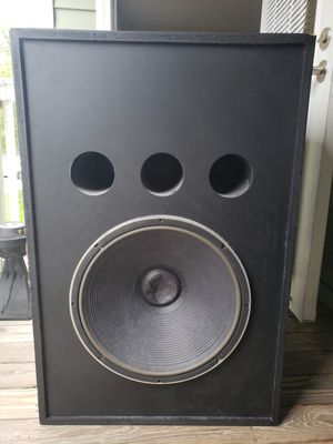 Jbl 4645 18inch Subwoofer Speaker for Sale in Washington, DC