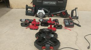 Craftsman 19.2 Power tool set for Sale in Corona, CA