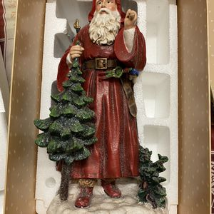 crafted Santa clause statue for Sale in Fontana, CA