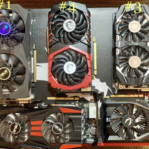 Graphic Cards GeForce @ AMD for Sale in Bellevue, WA