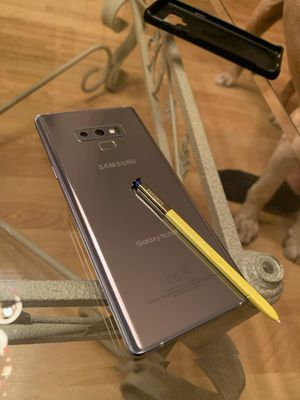 Samsung Galaxy Note 9 for Sale in Scottsdale, AZ