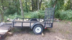4x8 Landscaping trailer cash only for Sale in Newark, OH