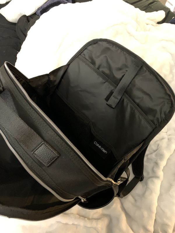Calvin Klein bookbag(NEW)