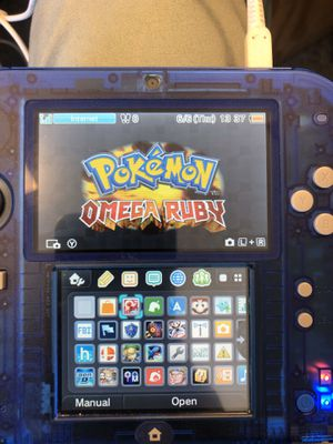 Nintendo 2ds (hacked with lots of games) for Sale in Sunrise, FL