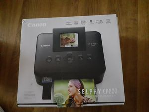Canon Selphy CP800 Photo Printer for Sale in Trappe, MD