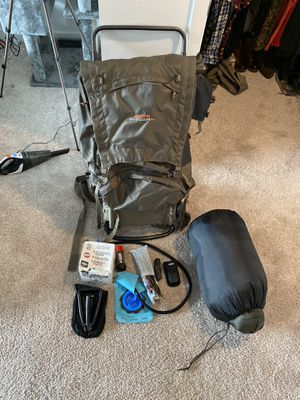 Hiking/hunting/bug out bag (loaded) for Sale in Salt Lake City, UT