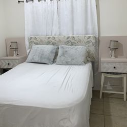 Beautiful Refurbished 3 Piece Queen Bedroom Set for Sale in Avondale,  AZ
