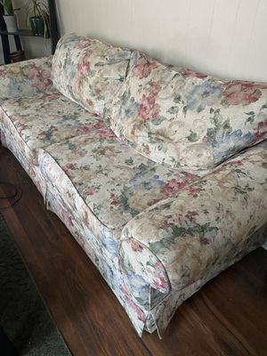 Couch & Chair - Free for Sale in Elizabethtown, PA