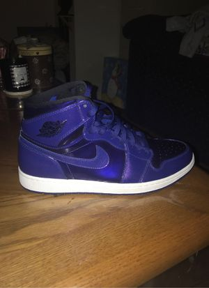 Air Jordan 1 Retro High 'Deep Royal' Men's Size 11.5 for Sale in Hagerstown, MD