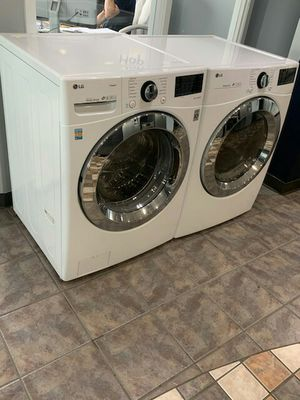 LG white set for Sale in Dearborn, MI