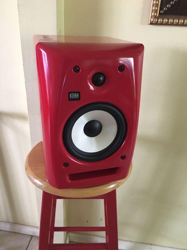 2-KRK sistem ROKIT6 speaker