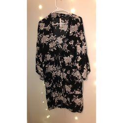 Spiritual Gangster Floral Kimono Robe for Sale in Wilsonville,  OR