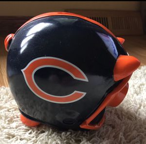 Official Chicago Bears Piggy Bank for Sale in Palos Hills, IL