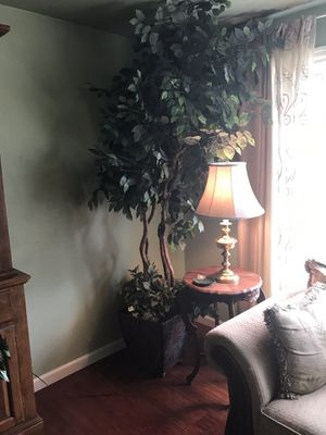Artificial tree in stylish pot. Full, multi branches for Sale in Seattle, WA