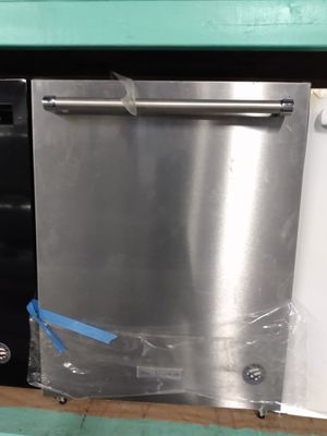 New scratch and dent kitchen Aid stainless steel dishwasher working perfectly 4 months warranty for Sale in Baltimore, MD