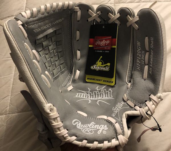Rawlings Highlight Series Youth Softball Glove