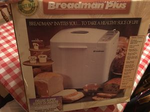 Bread man plus bread maker. for Sale in Monroe Township, NJ
