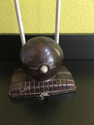 Funky orb TV ANTENNA mid century electronics for Sale in Portland, OR