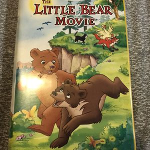 The Little Bear Movie VHS for Sale in Elma, WA