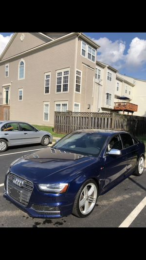 2013 Audi s4 with 90k miles. Clean inside and title in hand for Sale in Chantilly, VA