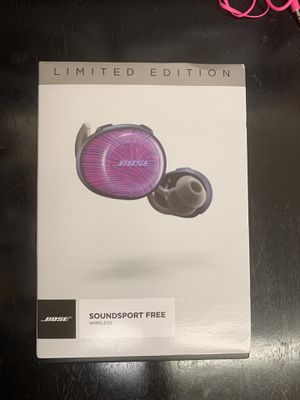 Bose soundsport free Bluetooth headphones for Sale in Chicago, IL