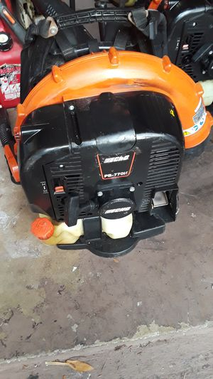 Echo 770h back pack blower good for Sale in Lake Worth, FL