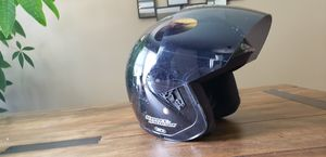 Small Harley Davidson 3/4 Helmet Smoke Face Shield for Sale in Charlotte, NC