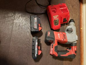 M18 sds rotary hammer drill for Sale in Garland, TX