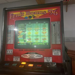 Fruit Bonus '96 Video Gambling Machine for Sale in Sandwich, IL