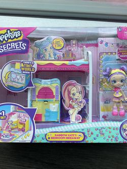 Shopkin Lil Secret Rainbow Kates bedroom for Sale in Los Angeles,  CA