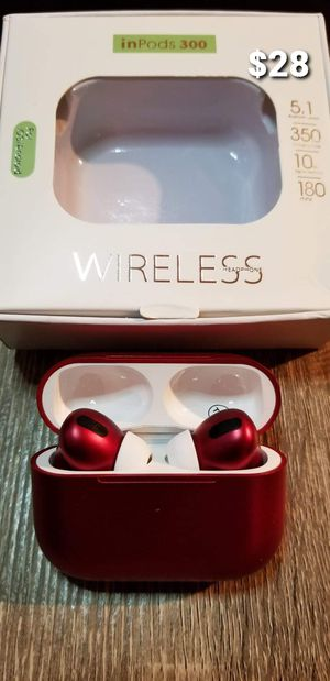 New Bluetooth/rechargeable/earpiece/ Headphones/earbuds/headset many styles available compatible with iPhone or android Bz9 for Sale in Moreno Valley, CA
