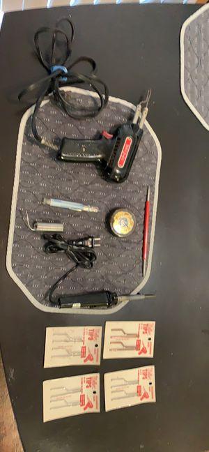 Weller junior soldering bundle kit for Sale in Portland, OR