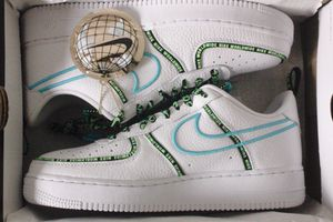 Nike World Wide Sneaker // Air Force 1 af1 for Sale in Fountain Valley, CA