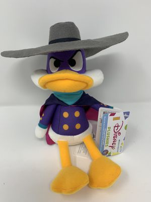 Funko Disney Plushies Darkwing Duck Plush Figure for Sale in Arcadia, CA