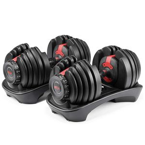 Bowflex SelectTech 552 Adjustable Dumbbells | SET OF 2 | Brand New for Sale in Seattle, WA