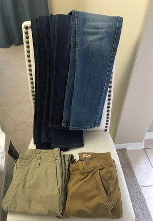 Men's Jeans shorts and khaki for Sale in Humble, TX