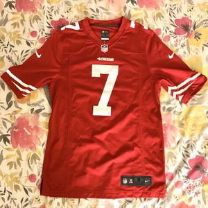 Colin Kaepernick 49ers GAME Jersey - Size Small for Sale in Pacifica, CA