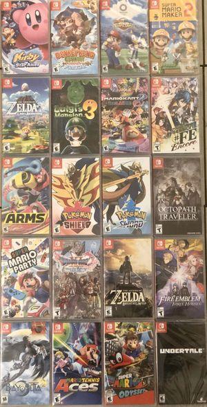 Nintendo Switch Video Games for Sale in Phoenix, AZ
