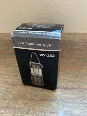 LED camping light for Sale in Tempe, AZ